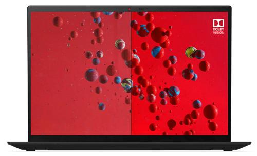 Lenovo ThinkPad X1 Carbon Gen 9のディスプレイ HDR ONとOFFのディスプレイの比較