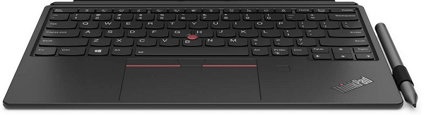 Lenovo ThinkPad X12 Detachableのキーボード