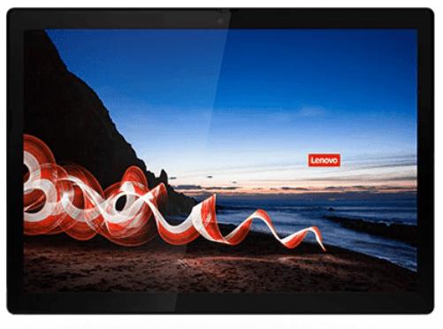 Lenovo ThinkPad X12 Detachableのタブレット部分(ディスプレイ)