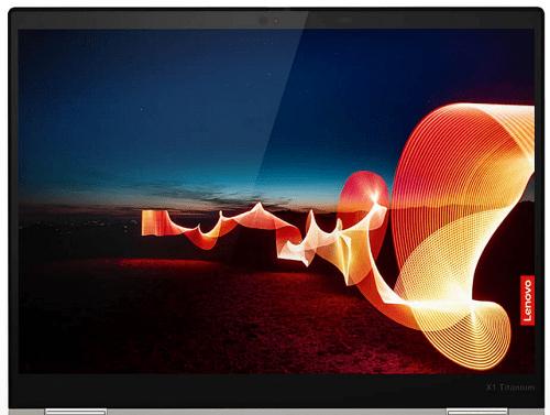 Lenovo ThinkPad Titaniumのディスプレイ