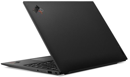 Lenovo ThinkPad X1 Carbon Gen 9の外観 背面