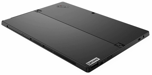 Lenovo ThinkPad X12 Detachable タブレットの背面