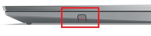 Lenovo ThinkPad X1 Yoga Gen 6 アクティブペンを収納する場所