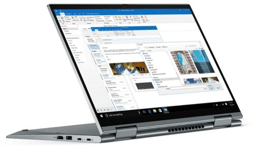 Lenovo ThinkPad X1 Yoga Gen 6 スタンドモード