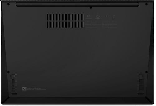 Lenovo ThinkPad X1 Carbon Gen 9の底面