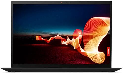 Lenovo ThinkPad X1 Carbon Gen 9 正面
