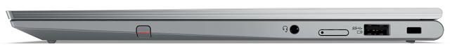Lenovo ThinkPad X1 Yoga Gen 6 右側面インターフェイス