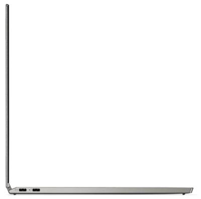 Lenovo ThinkPad Titanium 左側面から