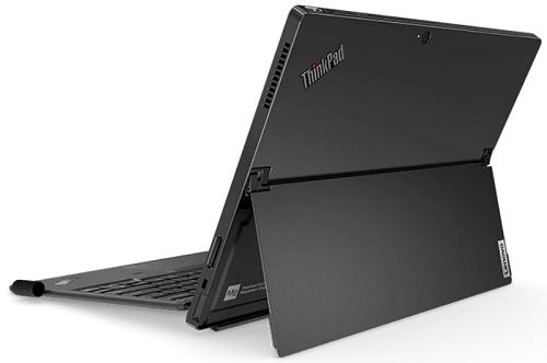 Lenovo ThinkPad X12 Detachableの外観 背面