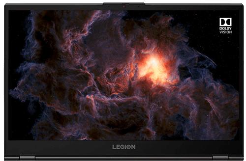 Lenovo legion 550i 17のディスプレイ