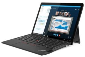Lenovo ThinkPad X12 Detachable(第11世代インテル)のレビュー・小型軽量なのにバッテリー最大15.2時間!