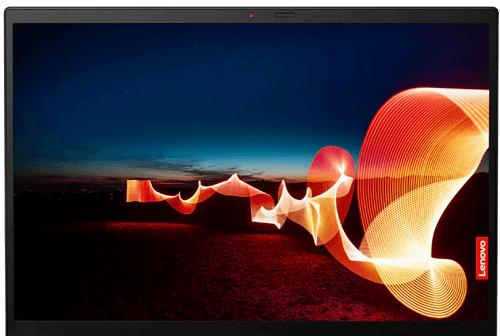 Lenovo ThinkPad X1 Carbon Gen 9のディスプレイ
