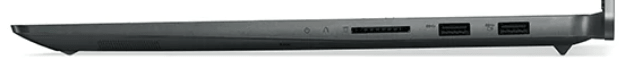 Lenovo IdeaPad Slim 560 Pro 16,AMD 右側面インターフェイス
