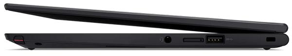 Lenovo ThinkPad X13 Yoga Gen 2 右側面