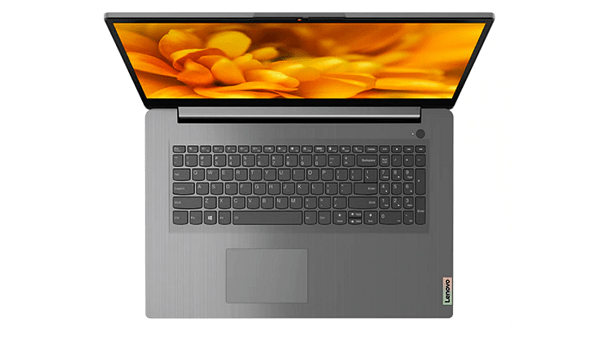 Lenovo IdeaPad Slim 360i(17) 上から