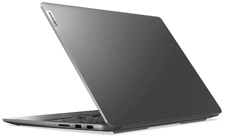 Lenovo IdeaPad Slim 560 Pro 16,AMD 開いた状態の背面