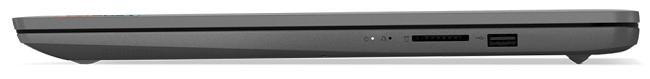 Lenovo IdeaPad Slim 360i(17) 閉じた状態の右側面