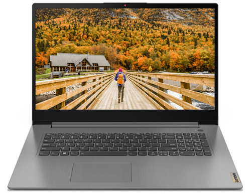 Lenovo IdeaPad Slim 360(17) 正面
