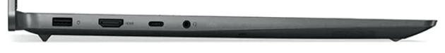 Lenovo IdeaPad Slim 560 Pro 16,AMD 左側面インターフェイス