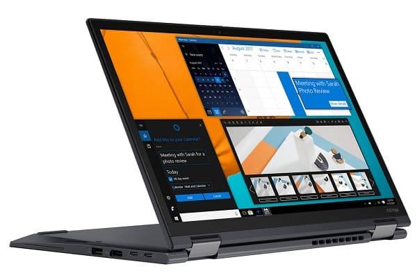 Lenovo ThinkPad X13 Yoga Gen 2のレビュー