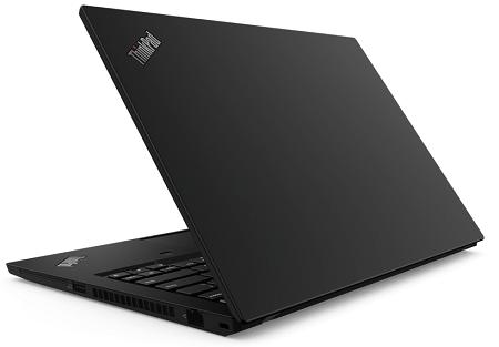 Lenovo ThinkPad T14 Gen 2の外観 背面