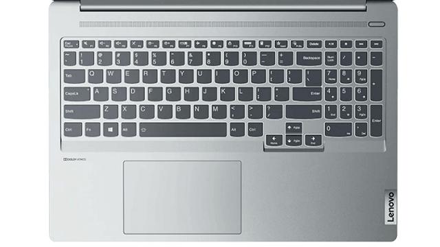 Lenovo IdeaPad Slim 560 Pro(16)のキーボード