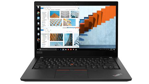 Lenovo ThinkPad T14 Gen 2 正面