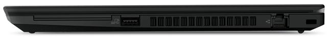 Lenovo ThinkPad T14 Gen 2の右側面インターフェイス
