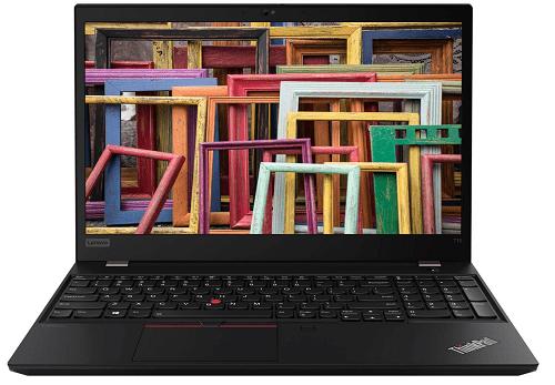 Lenovo ThinkPad T15 Gen 2 正面