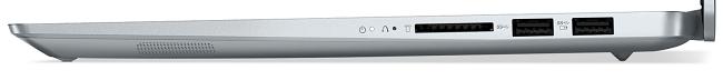 Lenovo IdeaPad Slim 560i Pro 右側面インターフェイス