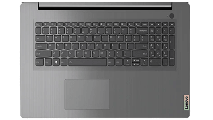 Lenovo IdeaPad Slim 360i(17)のキーボード