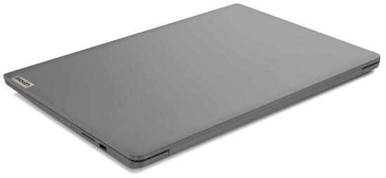 Lenovo IdeaPad Slim 360(17) 閉じた状態の天板