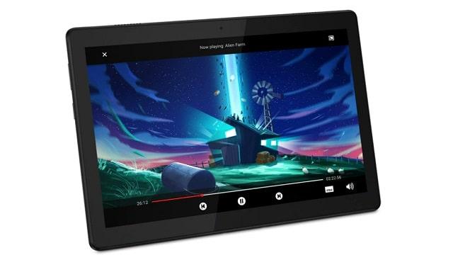 Lenovo Tab B10のレビュー・1.3万円と低価格だが意外に使えるタブレット
