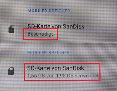 Tab M10 HD 2nd GenにMicro SDカードを入れてストレージの増設の結果