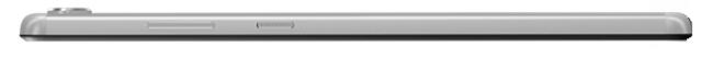 Lenovo Tab M8(FHD)のインターフェイス