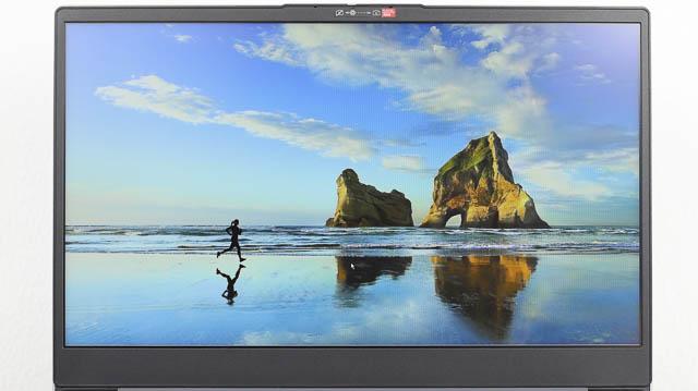 Lenovo IdeaPad slim 360i 17 ディスプレイ