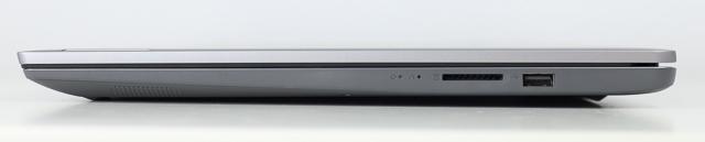 Lenovo IdeaPad slim 360i 17 右側面インターフェース