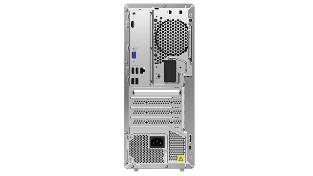Lenovo IdeaCentre 560i 背面