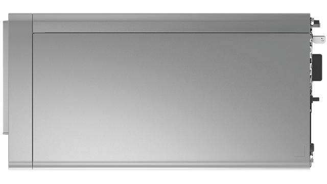 Lenovo IdeaCentre 560i 筐体上部