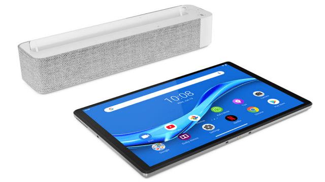 Smart Tab M10 FHD Plus with Alexa Built-inとSmart Dock