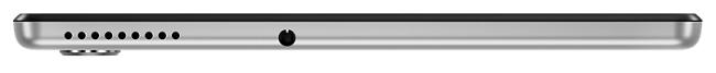 Smart Tab M10 FHD Plus with Alexa Built-in 上部のインターフェイス