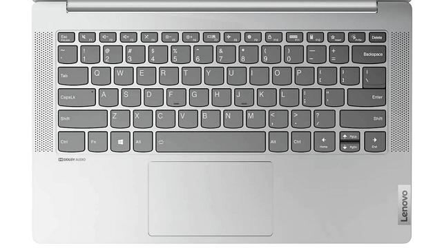 Lenovo IdeaPad 4G キーボード
