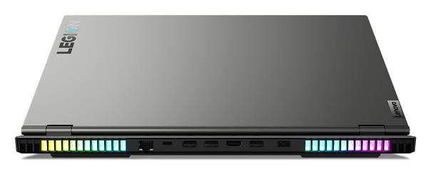 Lenovo Legion 760 背面インターフェイス