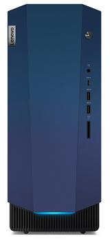 Lenovo IdeaCentre Gaming 550 AMDの前面インターフェイス