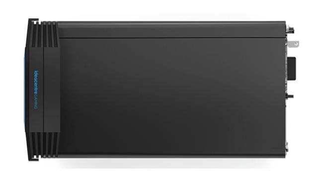 Lenovo IdeaCentre Gaming 550 AMDの外観 天面