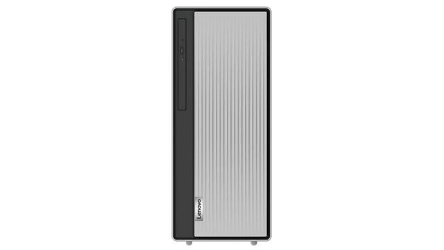 Lenovo IdeaCentre 560i スライドカバーを右にした状態