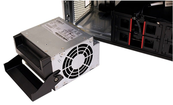 Lenovo Thinkstationの電源