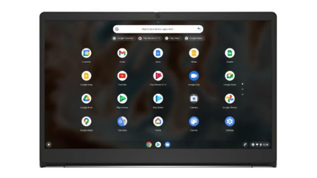 Lenovo IdeaPad Slim 360 Chromebook ディスプレイ
