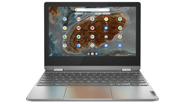 Lenovo Ideapad Flex 360 Chromebook 正面