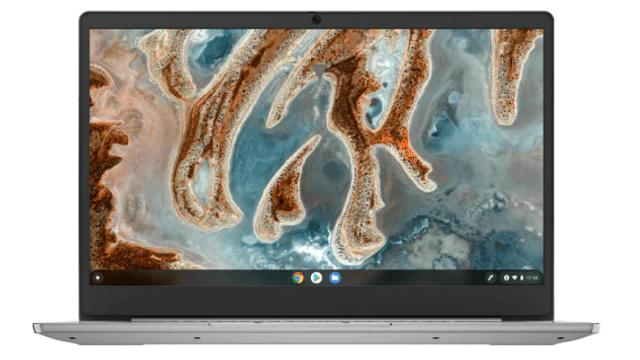 Lenovo IdeaPad Slim 360 Chromebook 正面